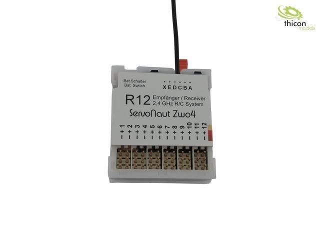 Zwo4R12 12-Kanal-Empfänger