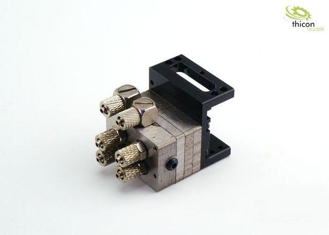 Hydraulic control valve 2-way