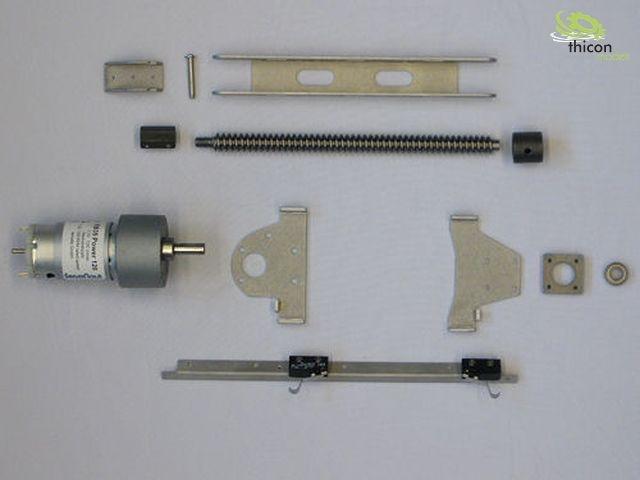 Kippspindelantrieb für WEDICO-models SPIN370WDC