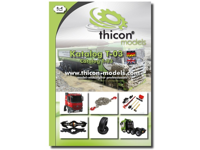 thicon Catalog German/English size A4