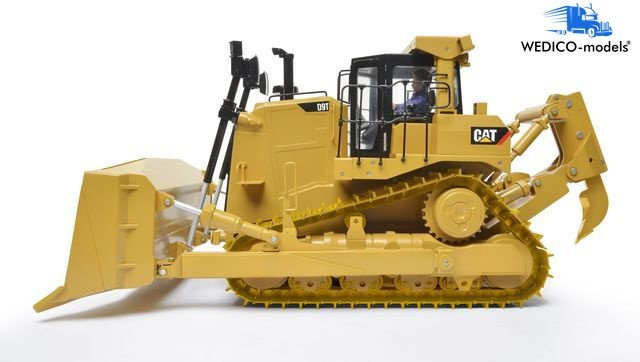 Complete kit of track dozer CAT D9T with ripper tooth