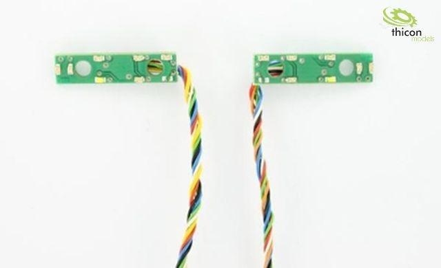 1:14 12V 6-Kammer LED-Platine