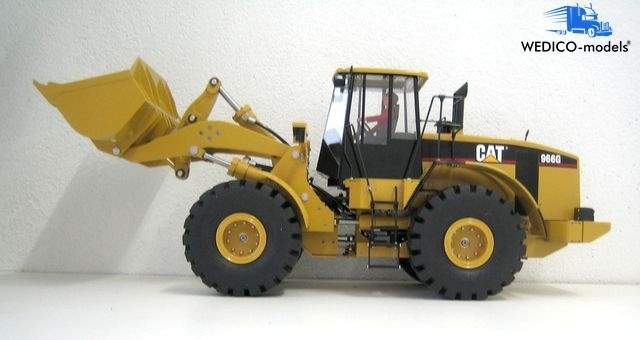 Kit wheel loader 966G II without electrics, without hydrauli
