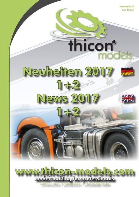 thicon-Katalog Neuheiten 2017 1+2