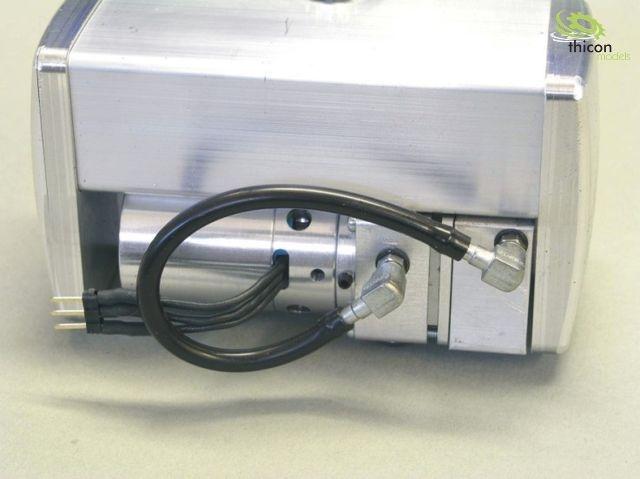 Mini-Pumpe im LKW-Tank (12V)