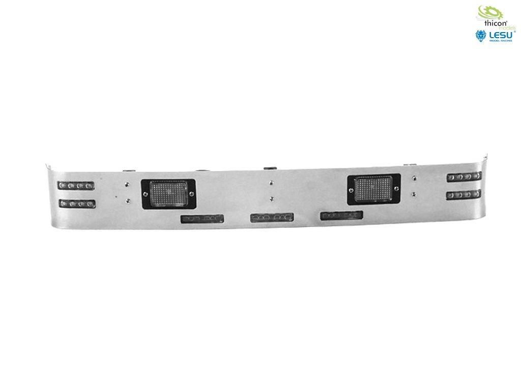 1:14 metal sun visor with LED for Scania