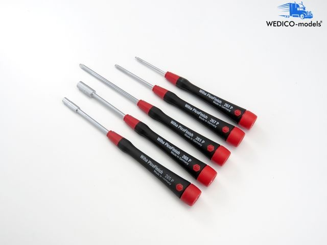 Tool set 1 for WEDICO models