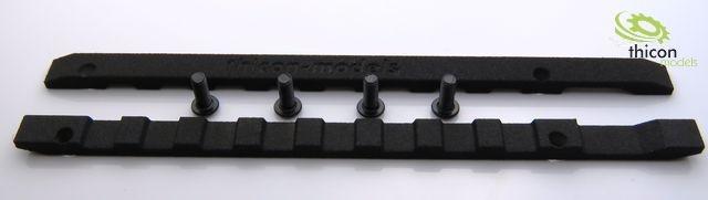 Unterlagen für 4mm Sattelerhöhung Paar