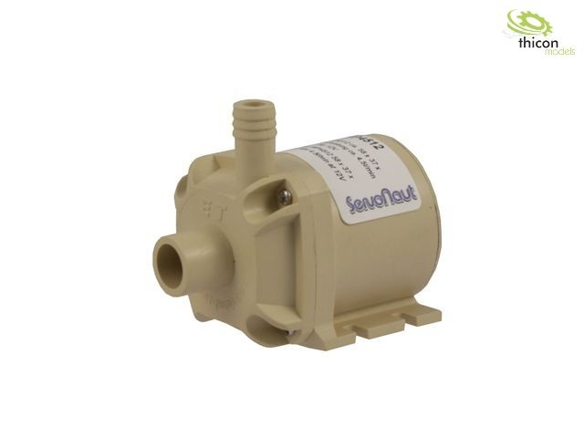 WP4512 Pumpe 12V 4,5l/min