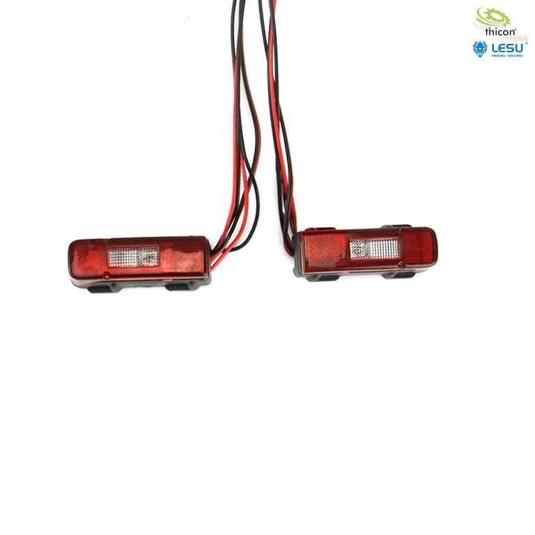 1:14 taillights for VOLVO with LED