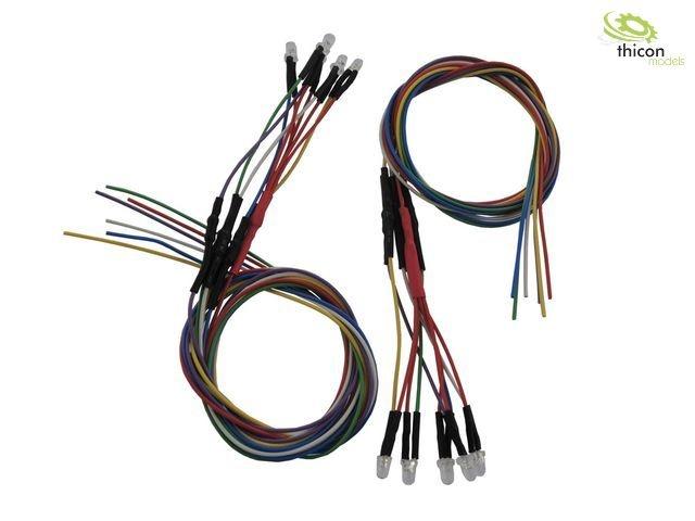 L3V LED-Kabelbaumset 7V vorne
