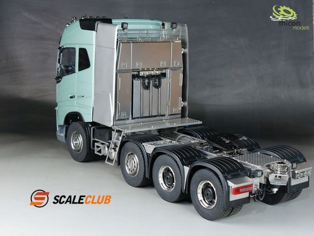 1:14 8x8 heavy duty SLT for VOLVO cab
