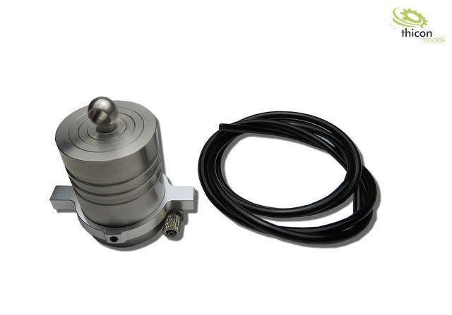 Hydraulik Teleskop-Zylinder für 3-Achs Hinterkipper