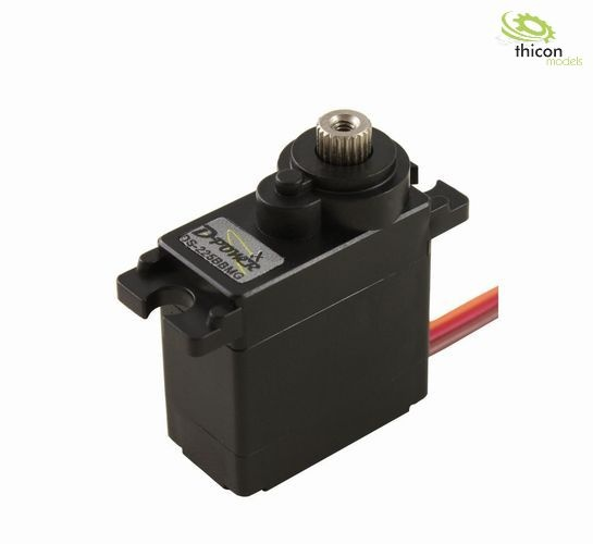 AS-225BB MG Servo Micro analog 2,7kg