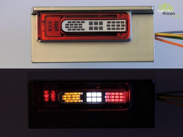 LH6FH16 Volvo Rücklicht