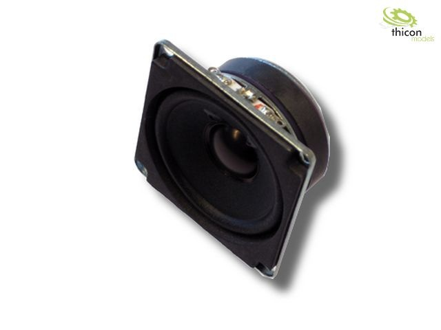 LAUT85 Mini-Lautsprecher 8 Ohm