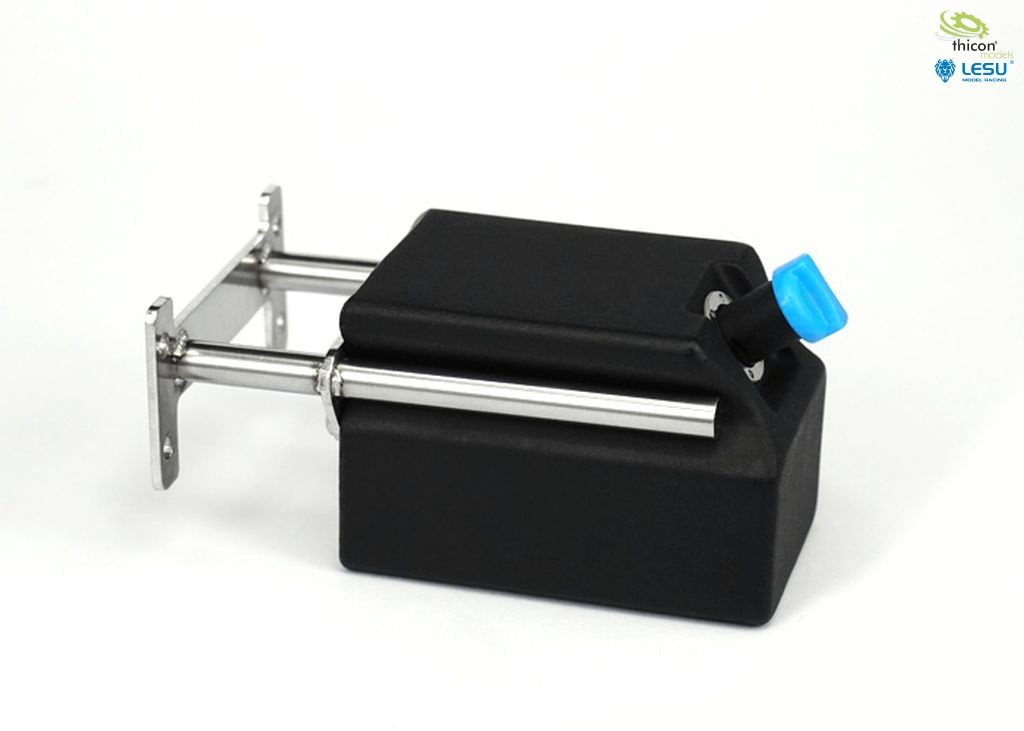 1:14 urea tank rectangular with support