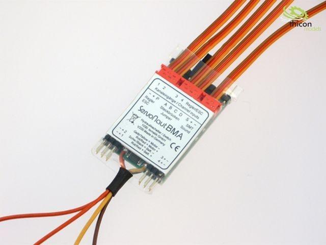 BMA Hydraulik-Schalter