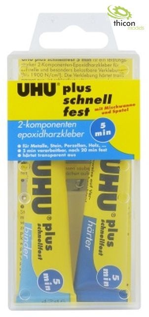 UHU Plus Schnellfest 35g Blister