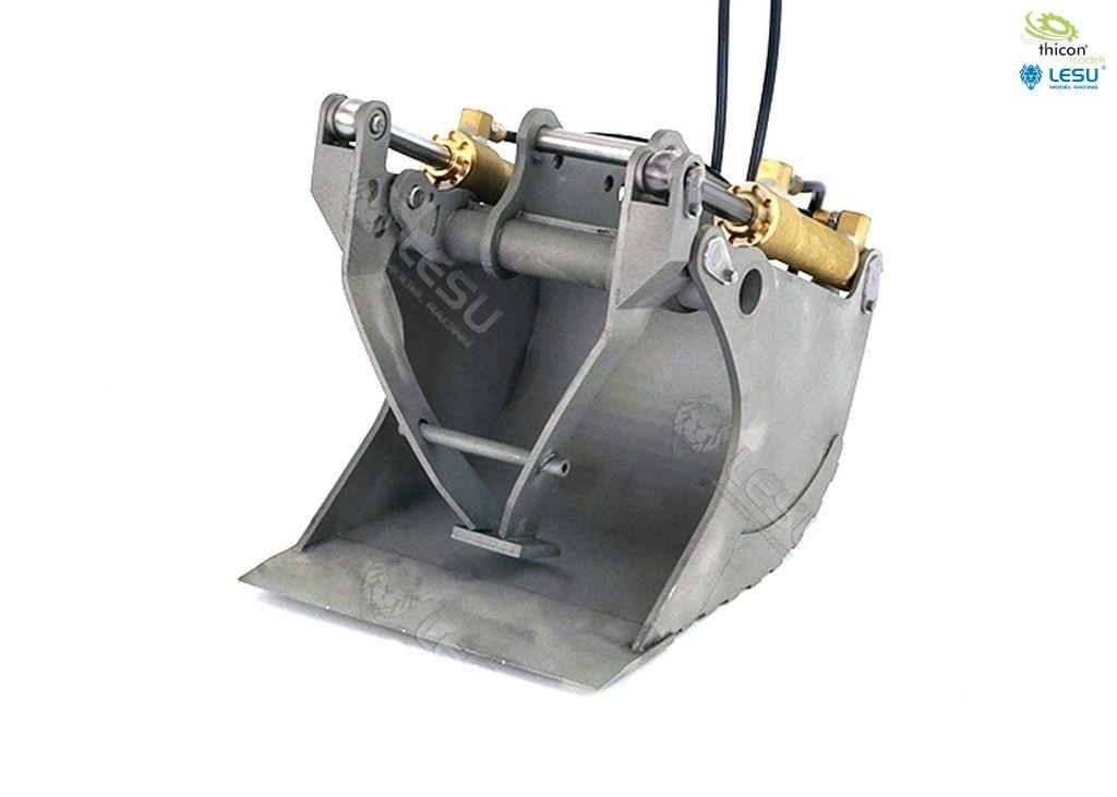 Hydraulic grab bucket for 36t excavators