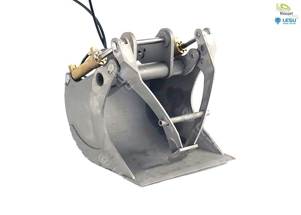 Hydraulic grab bucket for 74t excavators