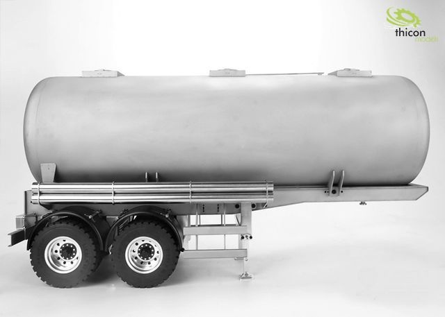 1:14 Tank semi-trailer 2-axle V2A