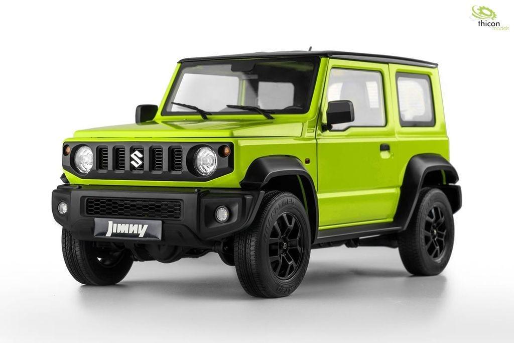 FMS Suzuki Jimny 1:12 - Crawler RTR 2.4GHz