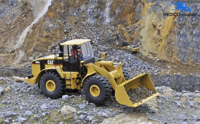 Complete kit CAT 966G II