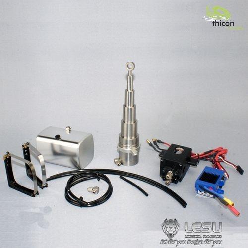 Hydraulik-Set 3-Achs Hinterkipper mit Zylinder und Pumpe