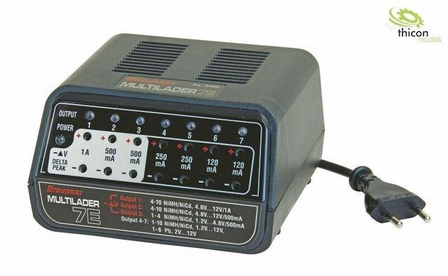 Ladegerät Multilader7E 110-24